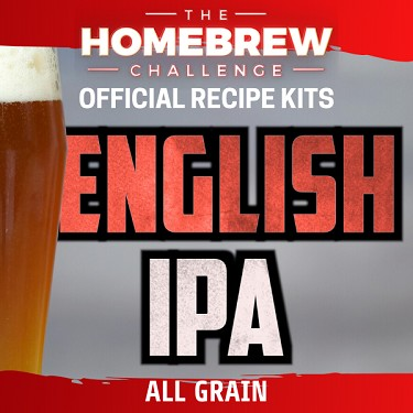 Homebrew Challenge English IPA (All Grain)