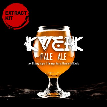 Kveik Pale Ale (Extract Recipe Kit)